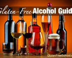 #FreshJuice: Gluten-Free Alcohol List