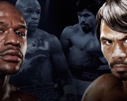 #CherryJuice Floyd Mayweather vs Manny Pacquiao