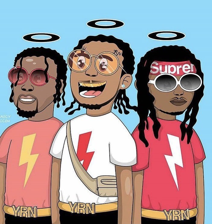#CherryJuice: Is The World Ready For A Migos Movie?
