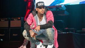 "Chris Brown's ""Heartbreak on a Full Moon"" has ""45 tracks"""