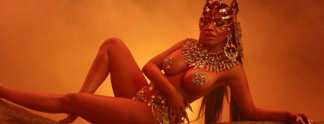 #FMTrends: Nicki Minaj Reveals Queendom In Ganja Burn Visual [Video]