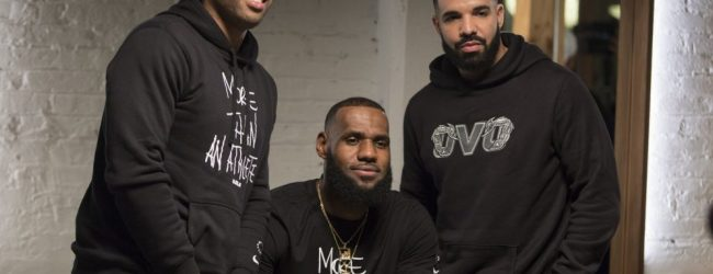 #FMTrends: Drake and Lebron chops it up on HBO The Shop