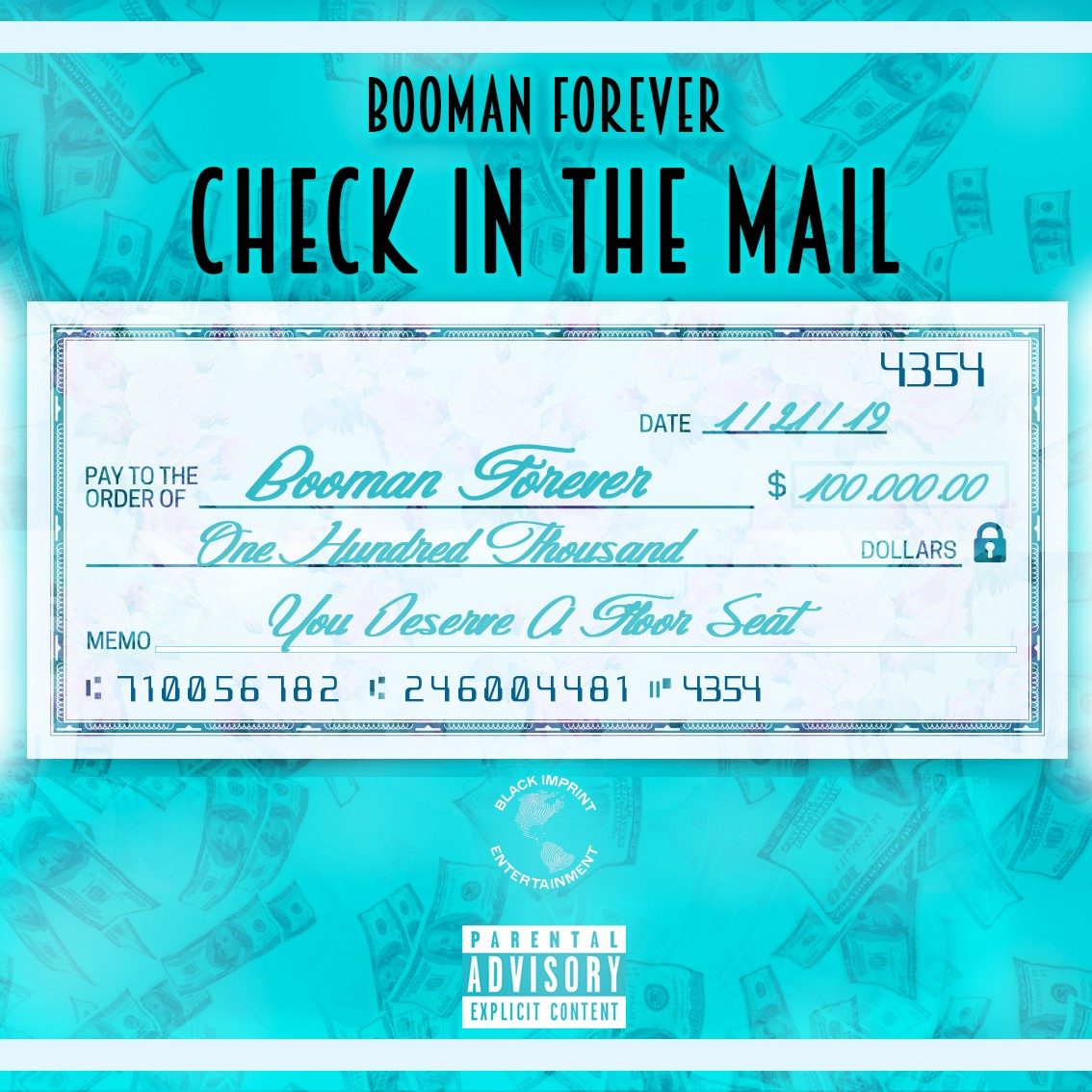 """#FMSpotlight: Booman Forever - """"Check In the Mail"""""""