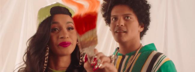#FMTrends: Bruno Mars + Cardi B Collaboration