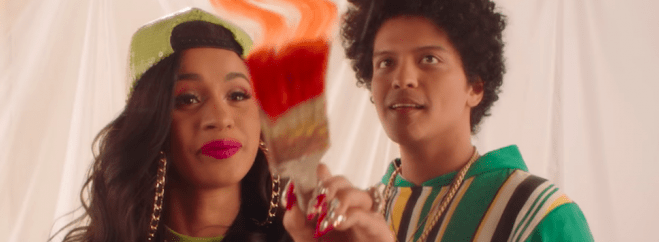 #FMTrends: Bruno Mars + Cardi B Collaboration