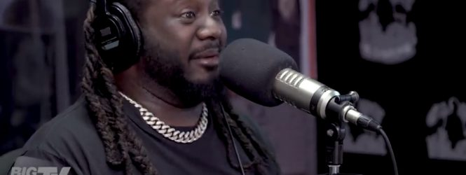 #CherryJuice: T-Pain Catches Heat for Co-Signing Snitching