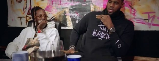 #FMTrends: 2 Chainz Release Rap Or Go To The League With Lebron Assist