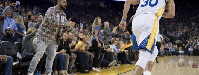 "#CherryJuice: Smash Mouth Tells Drake to ""Sit the F*ck Down"" at NBA Games"