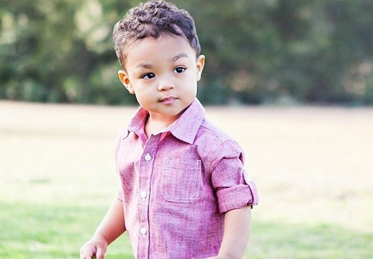 #CherryJuice: 50 Cent's Son, Sire Jackson Lands 700,000 Modeling Contract!