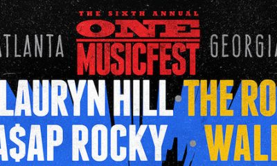 #FreshJuice: ONE Musicfest 2015 Artist Lineup!