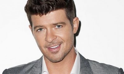 "After the success but backlash with his first number one single, ""Blurred Lines"","