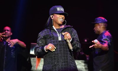 #FreshJuice: Missy Elliott to Drop New Song 'WTF' featuring Pharrell (Video)