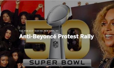 #CherryJuice: Anti- Beyonce Protest Next Week