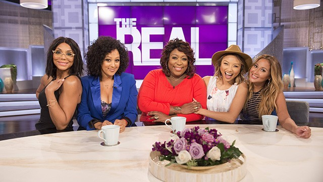 "#CherryJuice: Tamar Braxton Is Leaving Talk Show ""The Real"""