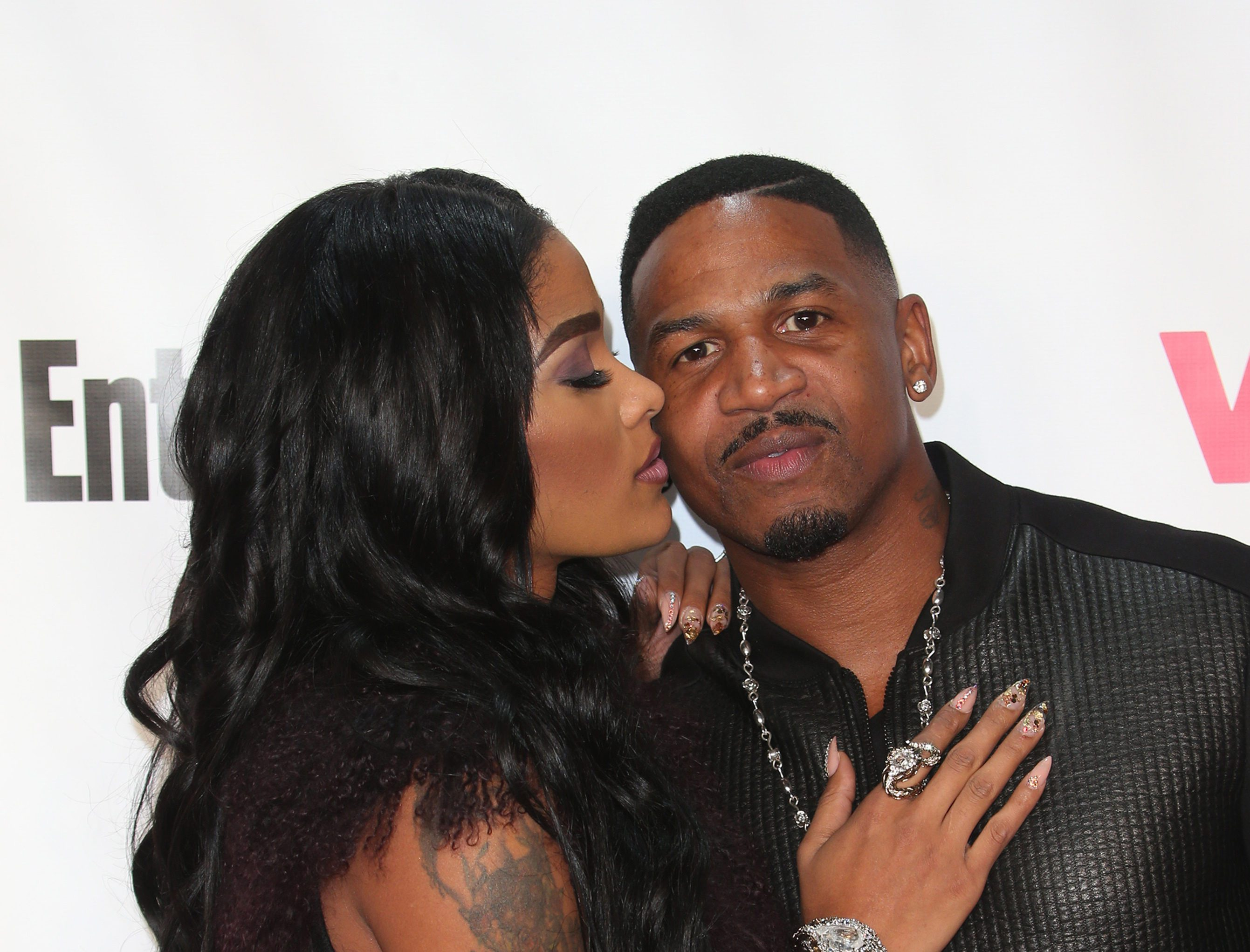 #CherryJuice: Stevie J and Joseline Put Each Other on Blast