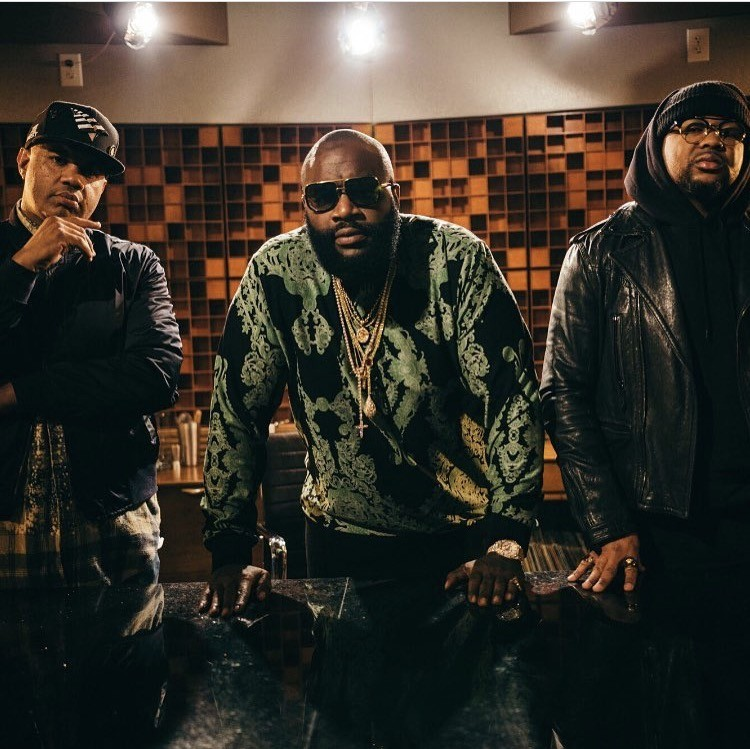 #CherryJuice: Rick Ross and The Dream team up for new VH1 Show Signed