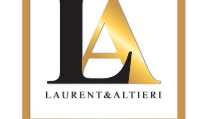 Laurent & Altieri logo