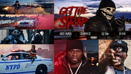 #FMTrends: 6ix9ine, Uncle Murda, 50 Cent and Casanova Gets The Strap [Video]