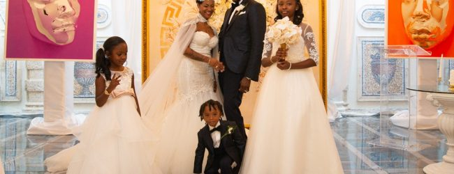 #FreshJuice: It's a Trap Wedding, 2Chainz Ties the Knot