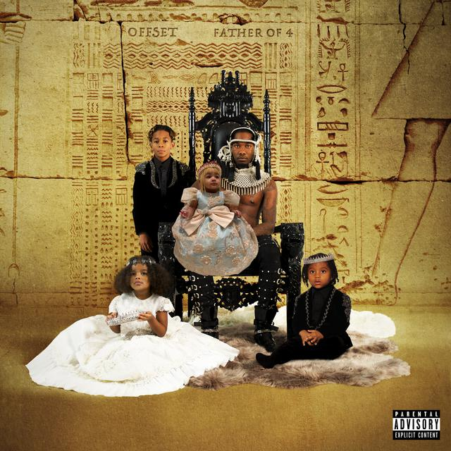 #FMTrends: Offset Finally Releases Solo Album Father of 4 [Links]