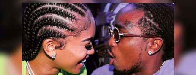 #CherryJuice: Quavo and Saweetie Hint at Marriage?