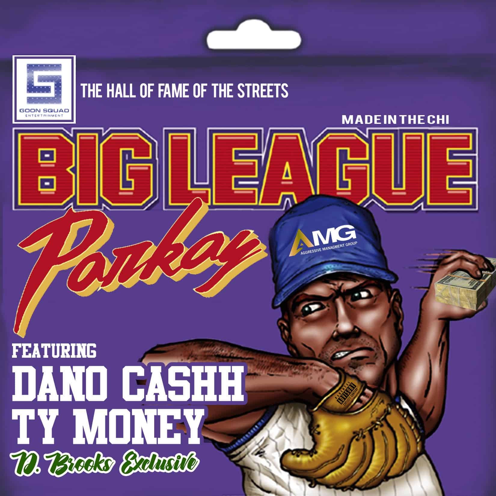 "#FMSpotlight: Parkay ""Big League"" Ft. Ty Money | FMHipHop.com"