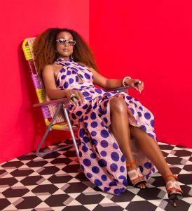 Issa Rae, Cosmopolitan Shoot 2020