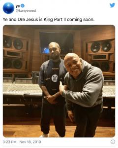 Kanye West X Dr. Dre