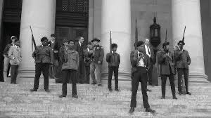 #FMPolotics Black Panther Party State Capital