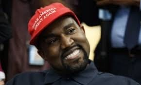 #FMPolitics Kanye West Maga Hat