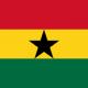 #FmPolitics Ghana flag