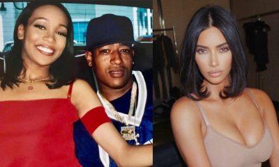 Monica, C-Murder and Kim Kardashian