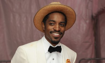 André 3000 Drops His First Verse Of 2020